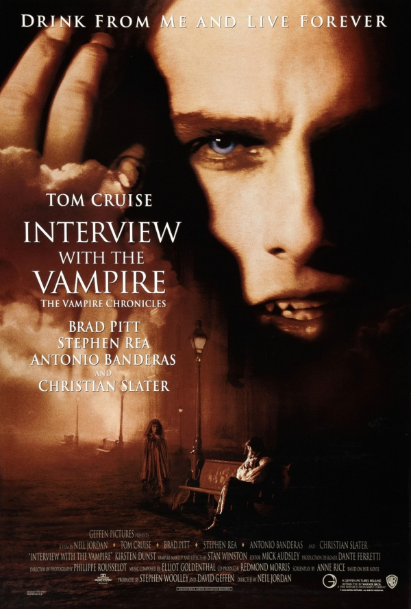 Interview with the Vampire - Film Poster
