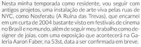 #NosferatuNY - Revista Estação Aeroporto