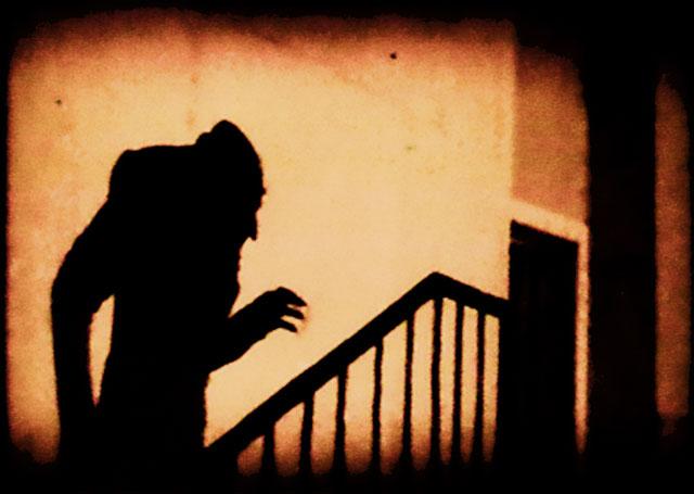 Nosferatu Shadow, 1922
