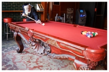 What a pool table!