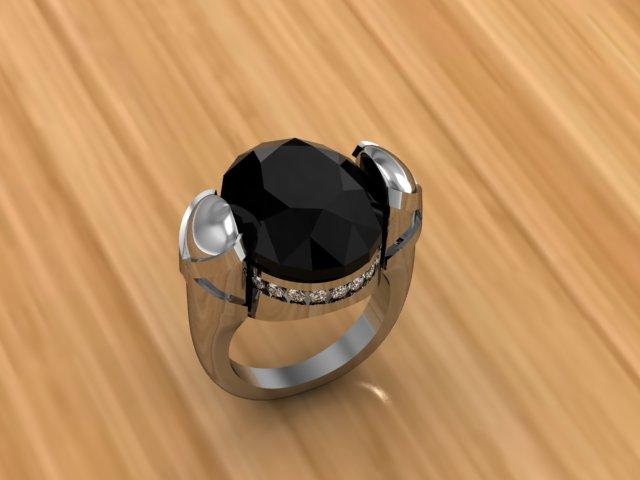 Nosferatu Ring, View 1
