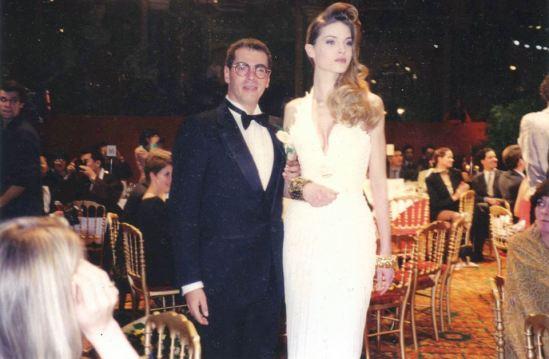 DIA, DeBeers, 1994: Andree Guittcis