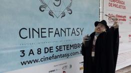 Nosferatu aterrorizando o CineFantasy